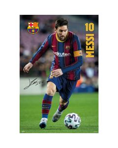 FC Barcelona 2020/2021 Messi Poster 61x91.5cm