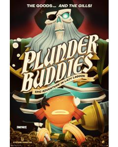 Fortnite Plunder Buddies Poster 61x91.5cm