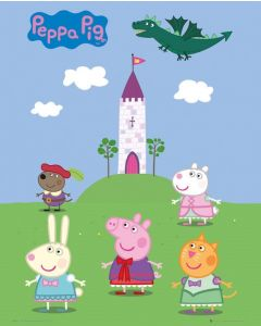 Peppa Pig Fairy Tale Poster 40x50cm
