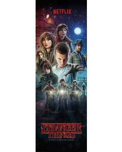 Stranger Things One Sheet Poster 53x158cm