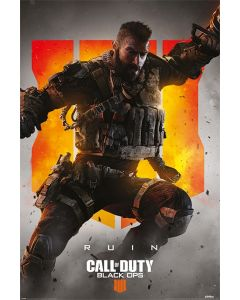 Call Of Duty Black Ops 4 Ruin Poster 61x91.5cm