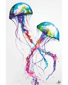 Marc Allante Poster Jellyfish 61x91.5cm