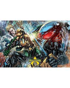 Aquaman Atlantean Punch Poster 61x91.5cm