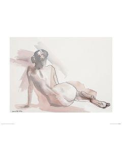 Ballet Sunday Art Print Aimee Del Valle 40x50cm