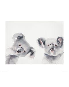 Koalas Art Print Aimee Del Valle 40x50cm