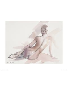 Ballet Saturday Art Print Aimee Del Valle 40x50cm