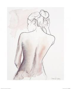Ballet Friday Art Print Aimee Del Valle 40x50cm