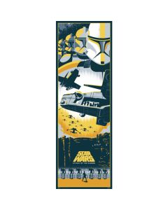 Star Wars Episode II Poster 53x158cm