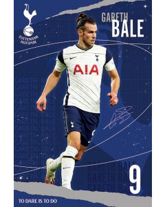 Tottenham Hotspur FC Bale Poster 61x91.5cm
