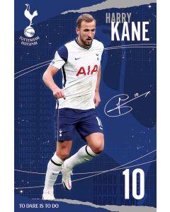 Tottenham Hotspur FC Kane Poster 61x91.5cm