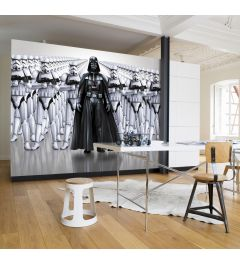 Star Wars Imperial Force 8-part Wall Mural 368x254cm