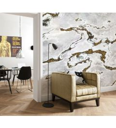 Marble 8-part Wall Mural 368x254cm