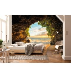 Hide Out 8-part Wall Mural 368x254cm