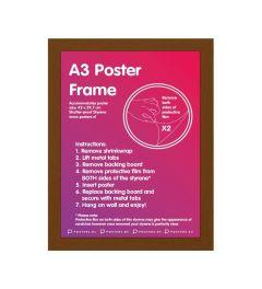 Frame A3 Dark Castle Oak 42x29,7cm MDF