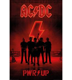 AC/DC PWR/UP Poster 61x91.5cm