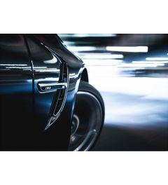 BMW M3 - Logo - Side