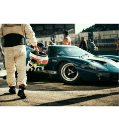 Ford GT40 - Blauw