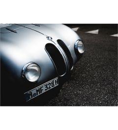BMW Oldtimer - Grijs