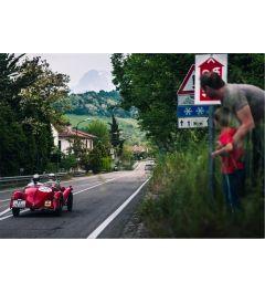 Rode Auto - Touren - Nummer 111