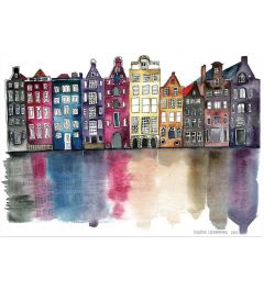 Amsterdam In Paint