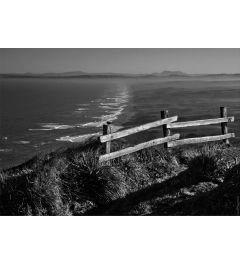 Pacific Ocean Seascape #51 b+w