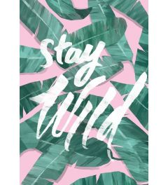 Stay Wild Leaves - The Glass Mountain