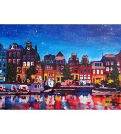 Amsterdam Stars 2 - M Bleichner