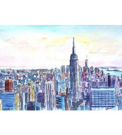 NYC Manhattan - M Bleichner