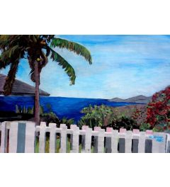 English Harbour Antigua - M Bleichner