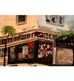 Haight Ashbury - M Bleichner