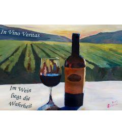 Im Wein Liegt Die Wahrheit - M Bleichner