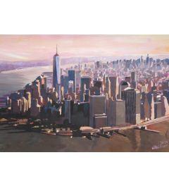 Manhattan Freedom - M Bleichner