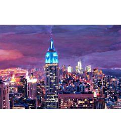 New York City - Empire State Building - M Bleichner