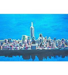 New York City WTC Skyline - M Bleichner