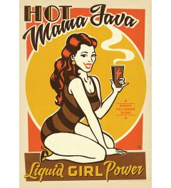 Hot Mama Java - Liquid Girl Power