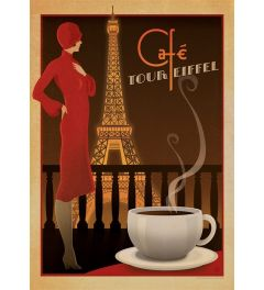 Café Tour Eiffel - Paris
