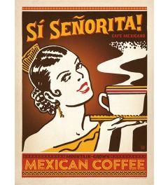 Si Senorita - Mexican Coffee