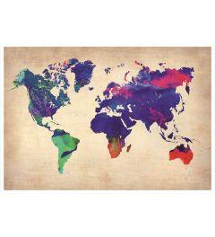 World - Blue