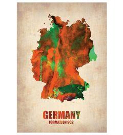 Germany Orange