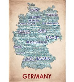 Germany - Typography