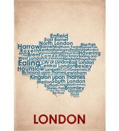London - Typography