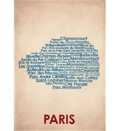 Paris - Typography