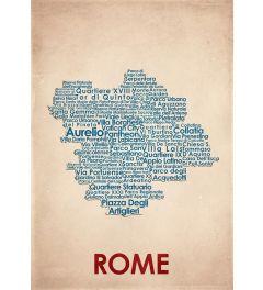 Rome - Typography