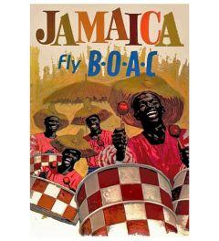 Jamaica Poster 42x59.4cm