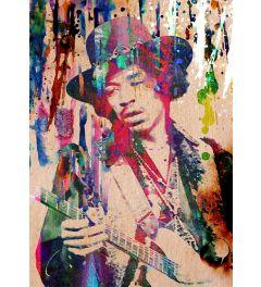 Jimi Hendrix - Colourful