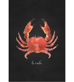 French Seafood - Crab