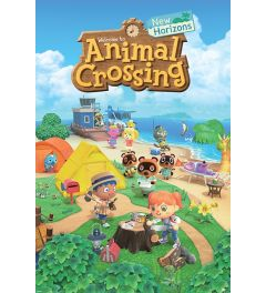 Animal Crossing New Horizons Poster 61x91.5cm