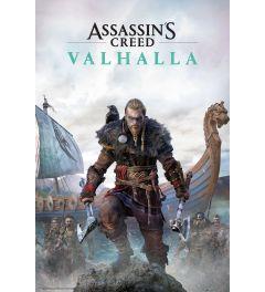 Assassins Creed Valhalla Standard Edition Poster 61x91.5cm