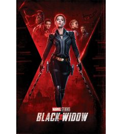 Black Widow Unfinished Business Poster 61x91.5cm