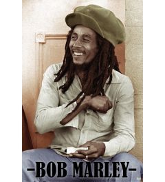 Bob Marley Rolling Papers Poster 61x91.5cm